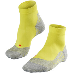 Falke RU4 Short Running Socks Herr sulfur